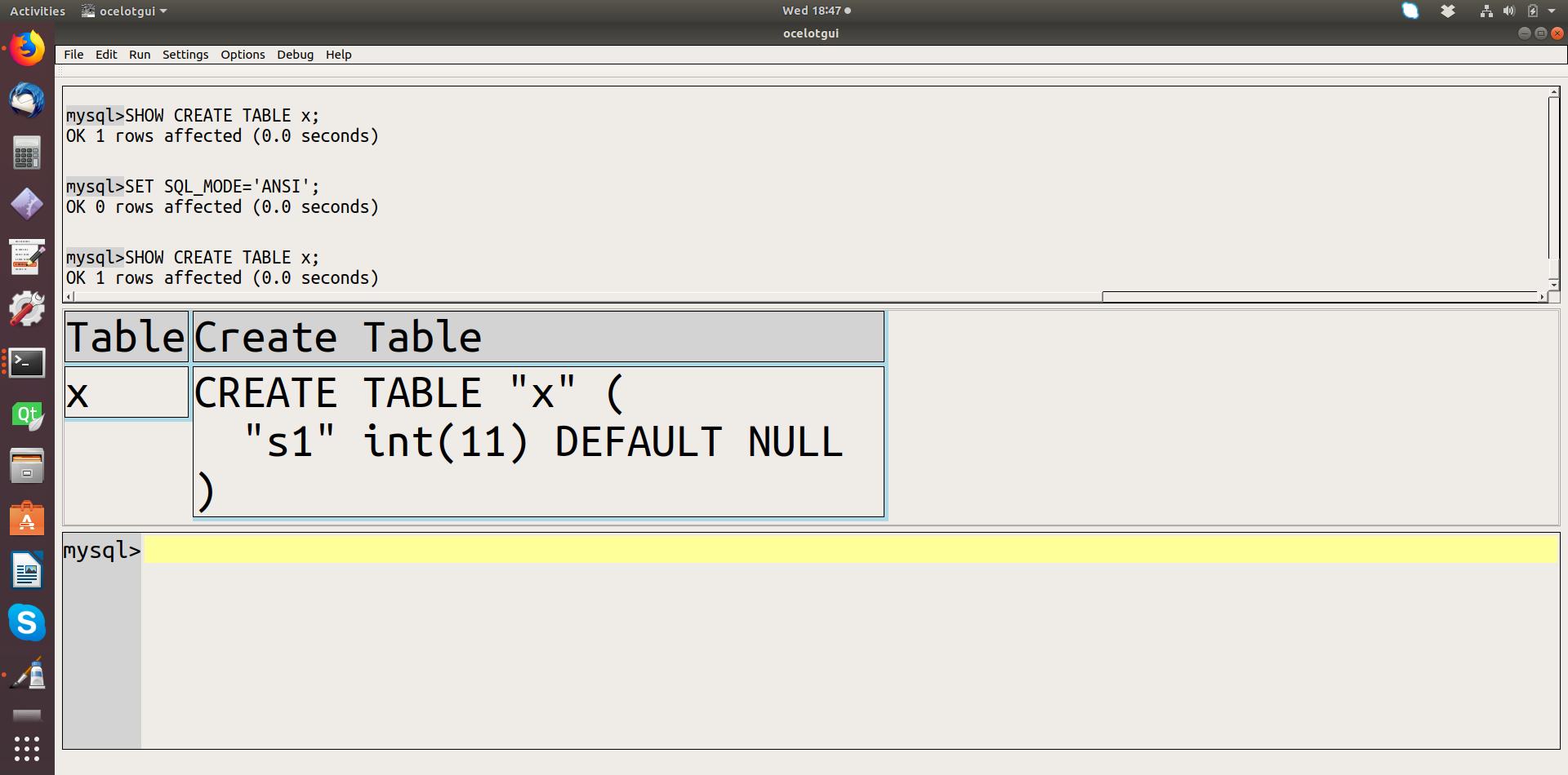 MySQL / MariaDB | SQL And Its Sequels